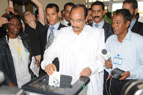 总统选举投票